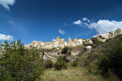 Goreme Open Air Museum, Turkey Royalty Free Stock Photo