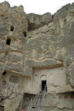 Goreme Openluchtmuseum in Cappadocia Stock Fotografie