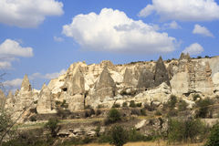 Goreme Outdoor Museum Royalty Free Stock Photos