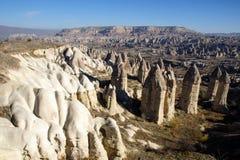 Goreme park narodowy Zdjęcie Stock
