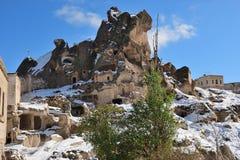 Free Goreme Village In Turkey Stock Photo - 117884380