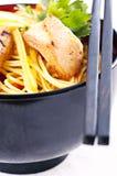 Goreng de poulet Photos stock