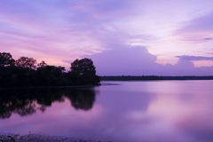 GOREWADA LAKE, NAGPUR Royalty Free Stock Photo