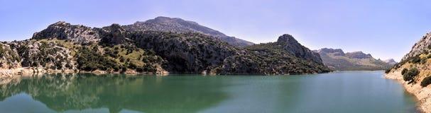 Gorg Blau Dam Stock Image