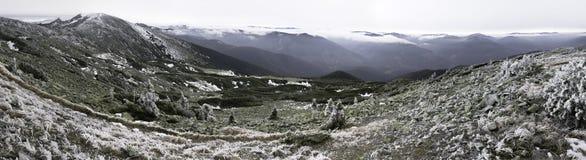 Gorgany. Carpathian Mountains. Ukraine Stock Photo