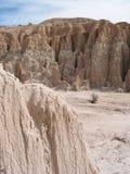gorge глины собора Стоковое фото RF