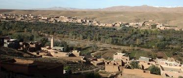 gorge Марокко dada Стоковое Фото