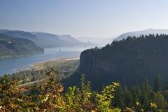 gorge Орегон columbia Стоковые Фото