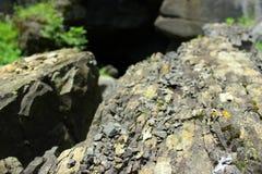 gorge утесистый Стоковые Изображения RF