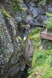 Gorge Stock Image