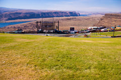 The Gorge Ampitheater at Creation NW 2006 Royalty Free Stock Image