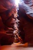 Gorge d'antilope Photos stock