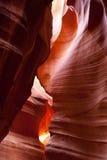 Gorge d'antilope Images stock