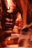 Gorge d'antilope Image libre de droits