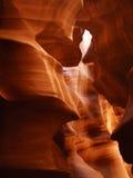 gorge d'antilope, Etats-Unis Photographie stock libre de droits