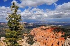 Gorge de Bryce Images stock