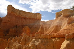 Gorge de Bryce Photo libre de droits