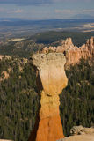 Gorge de Bryce Image libre de droits