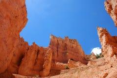 Gorge de Bryce photos libres de droits