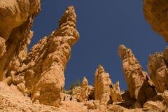 Gorge de Bryce Photo stock