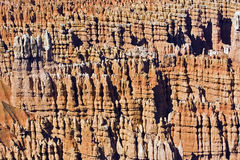 Gorge de Bryce, nationale. Stationnement, Utah Photographie stock libre de droits