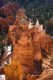 Gorge de Bryce, nationale. Stationnement, Utah Photo libre de droits