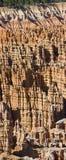 Gorge de Bryce, nationale. Stationnement, Utah Photos libres de droits