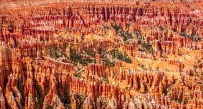 Gorge de Bryce, Utah Images stock