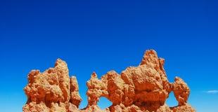 Gorge de Bryce, Utah photographie stock