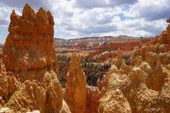 Gorge de Bryce, Utah Image libre de droits