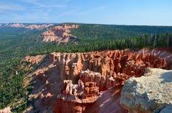 Gorge de Bryce, Utah Photographie stock libre de droits