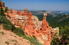 Gorge de Bryce, Utah Photo stock