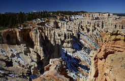 Gorge de Bryce, Utah, Etats-Unis Photos stock