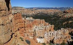 Gorge de Bryce, Utah, Etats-Unis Image libre de droits