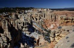 Gorge de Bryce, Utah, Etats-Unis Photos libres de droits