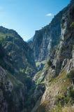 Gorge de Cares footpath Spain Stock Photography