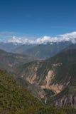 Gorge de Colca Photos stock