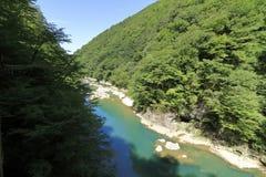 Gorge de Dakigaeri image stock