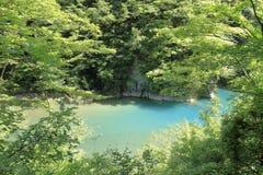 Gorge de Dakigaeri images stock