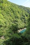 Gorge de Dakigaeri photos stock
