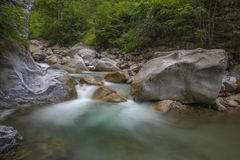 Gorge de Dovzan Photographie stock