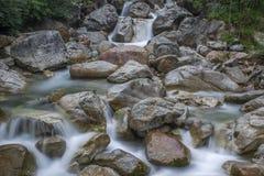 Gorge de Dovzan Photos stock