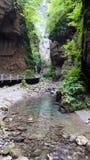 Gorge de Kakouetta photo libre de droits