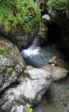 Gorge de Kakuetta Photo stock