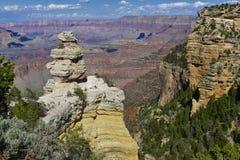 gorge de l'Arizona grande Photo stock