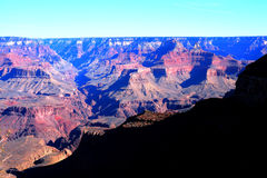 gorge de l'Arizona grande Photos libres de droits