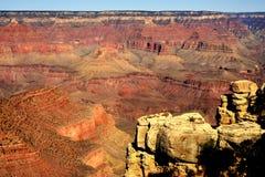 gorge de l'Arizona grande Images libres de droits