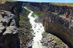 Gorge de Malad - Idaho photographie stock libre de droits