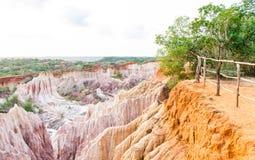 Gorge de Marafa - Kenya Image stock