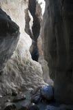 Gorge de Saklikent en Turquie Photo stock